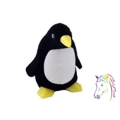 Pingvin bársony ékszerdoboz