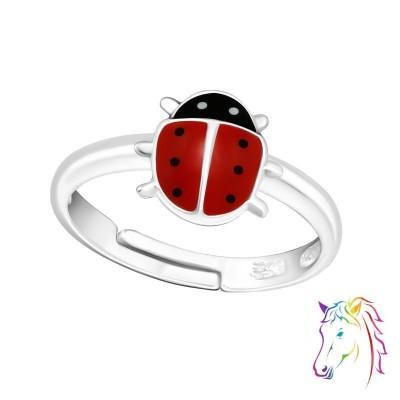 Katicás ezüst gyűrű - A4S23478