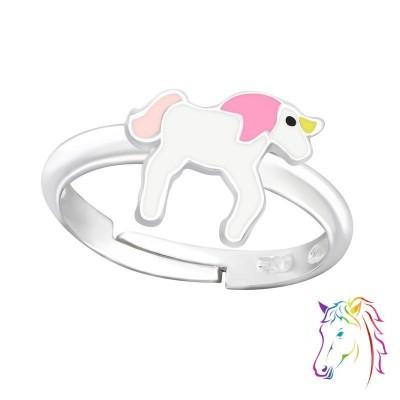 Unikornis ezüst gyűrű - A4S24010