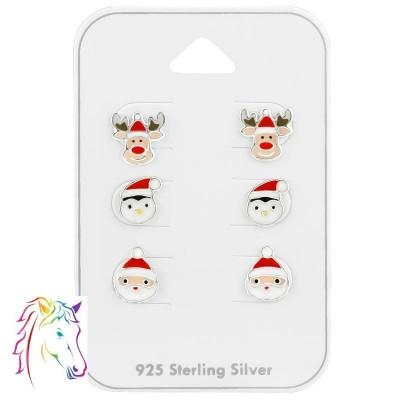 Mikulás ezüst ékszerszett - A4S39674
