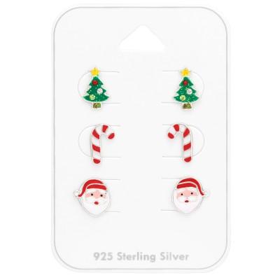 Karácsonyi fülbevaló csomag - A4S41480