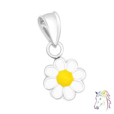 Margaréta ezüst medál gyermek nyaklánchoz - A4S10390