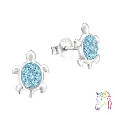 La Crystale kristályos teknős fülbevaló - A4S32813